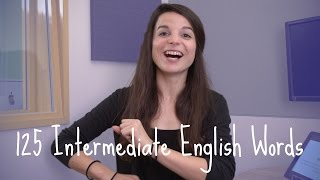 Learn English Words (Intermediate 125)