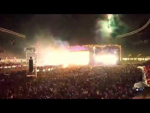 UNTOLD Festival: ◢◤Avicii - Wake me up