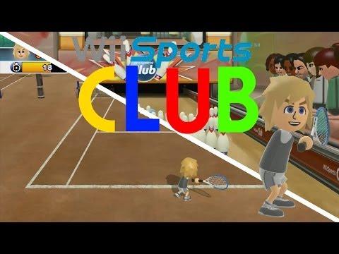 Let's Show Wii Sports Club: Tennis und Bowling