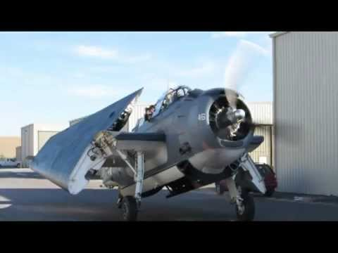 POF 'Flight of The Avenger' Grumman TBM Avenger