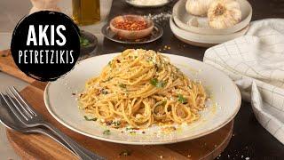 Spaghetti Aglio e Olio | Akis Kitchen