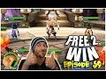 SUMMONERS WAR FREE 2 WIN Episode 59 Light KFG Hall Of Heroes Sneak Peek mp3