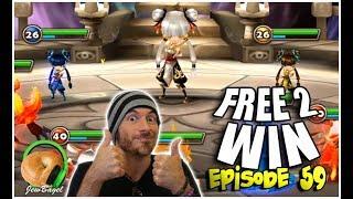 SUMMONERS WAR : FREE-2-WIN - Episode 59 - Light KFG Hall of Heroes Sneak Peek