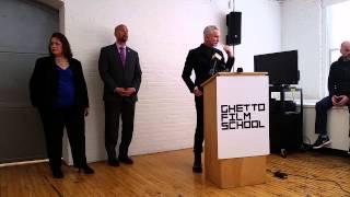 Baz Luhrmann 'The Get Down' Q&A in The Bronx