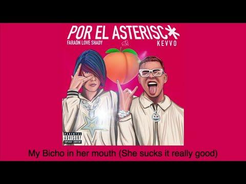 Por El Asterisco - Faraón Love Shady ft. Kevvo
