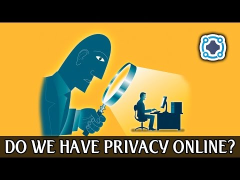 Do We Have Privacy Online?