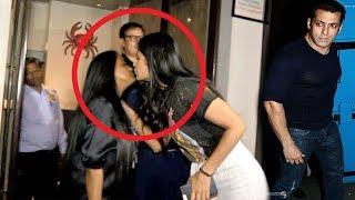 Katrina Kaif CAUGHT In The Most Embarrassing Situation With Salman Khan's Sister Arpita Khan