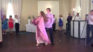 Свадебный танец Лиды и Евгения _ г. Санкт-Петербург (платье от Fashion House Nianila)