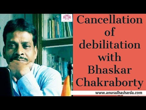 Bhaskar da on cancelation of Debilitation English - YouTube