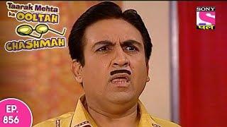 Taarak Mehta Ka Ooltah Chashmah - तारक मेहता - Episode 856 - 27th November, 2017