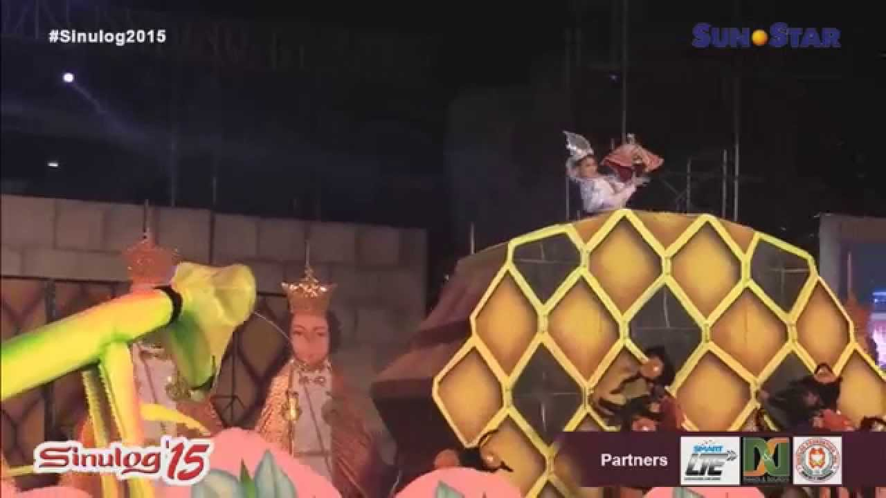 the buyogan festival tribu buyoganon sinulog 2015 hd youtube
