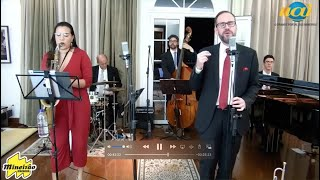 Live - Dia dos Namorados - Happy Feet Jazz Band