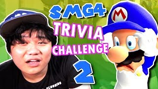 SMG4 TRIVIA CHALLENGE 2: Super Extra Hard Kaizo Edition