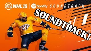 NHL 19 Soundtrack Reveal and Reviewed