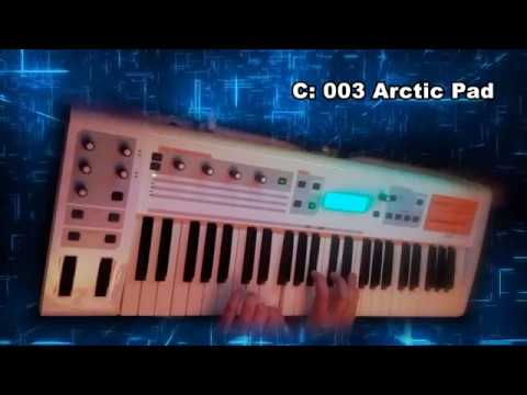 Boguc's 16 sounds for M-Audio Venom synth
