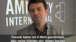 Gegen die Todesstrafe im Iran: Interview mit Anwalt Mohammad Mostafaei