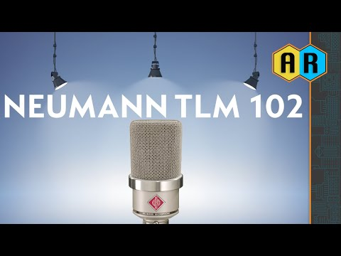 Neumann TLM 102 |  Best Podcast Microphone On The Market