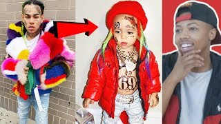 People Who Dressed Up As Celebrities For Halloween!