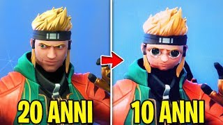 What if FORTNITE SKINs are CHILDREN?