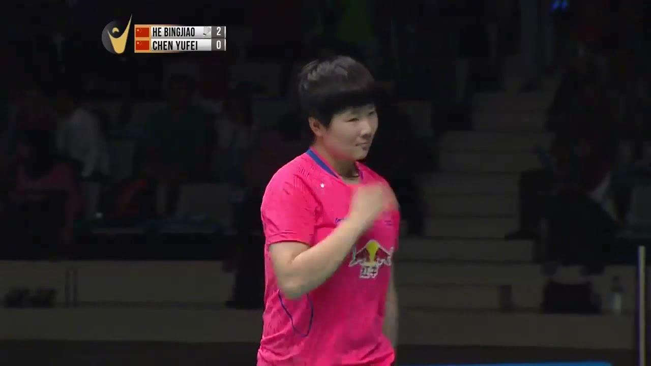 Yonex Sunrise Indonesian Masters 2015 Badminton F M3 WS