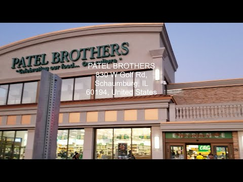 Patel Brothers Indian