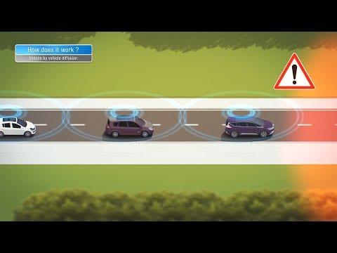 Renault Joins SCOOP in Connected Car Development