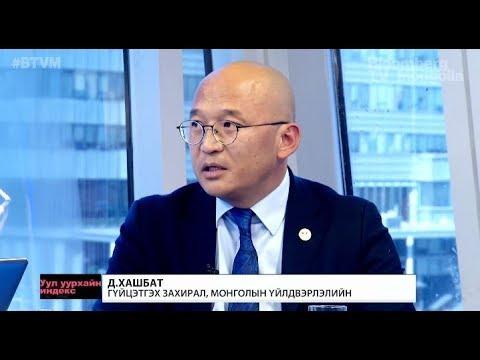 Д.Хашбат: Өндөр технологид хэрэглэдэг түүхий эдийн хайгуулыг Монголд эхэлж байна