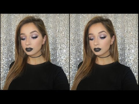 Gothic Glam Makeup Tutorial | My Dark Vampy Makeup Look