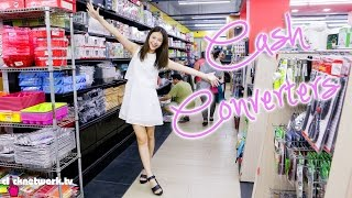 Cash Converters - Budget Barbie: EP91(QiuQiu checks out budget buys at Cash Converters and even gives an impromptu performance! QiuQiu's Instagram http://instagram.com/bongqiuqiu Visit our ..., 2016-01-19T07:30:39.000Z)