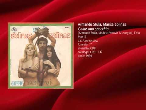 Amrnado Stula, Marisa Solinas  Come uno specchio 1969