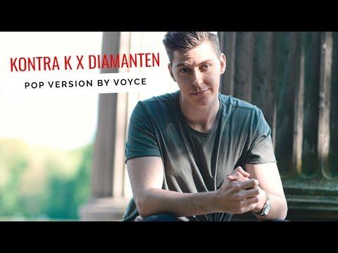 VOYCE -  DIAMANTEN Kontra K Cover