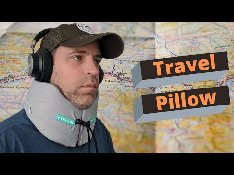 TripPal The Travel Pillow Review