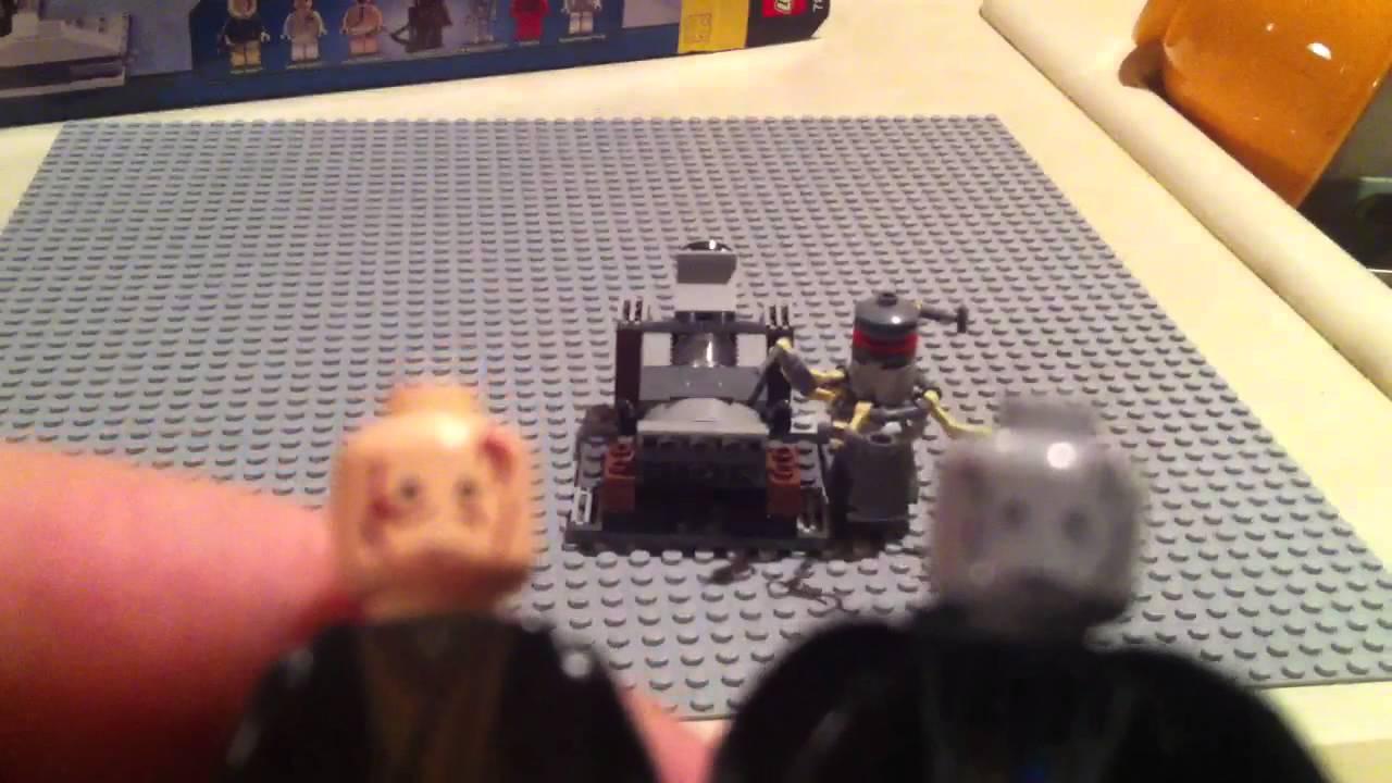 Lego Star Wars Darth Vader Transformation 7251 Review