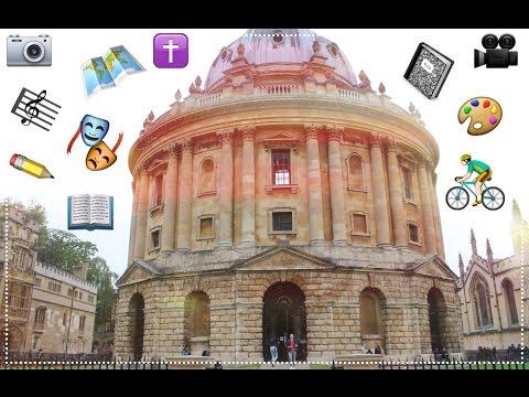Oxford University Tour