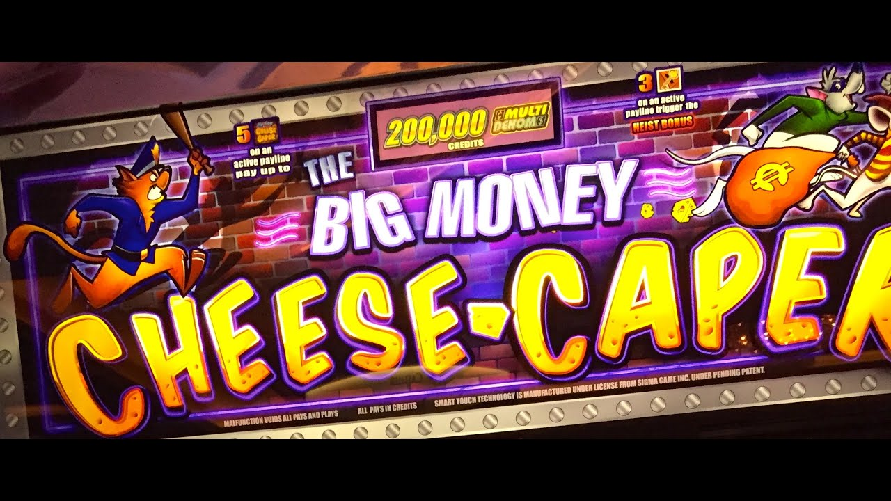 Big Money Slot Machines