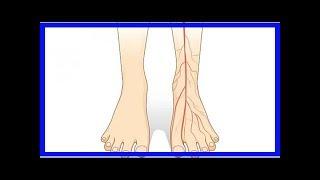 Un bain de pieds pour réactiver la circulation sanguine