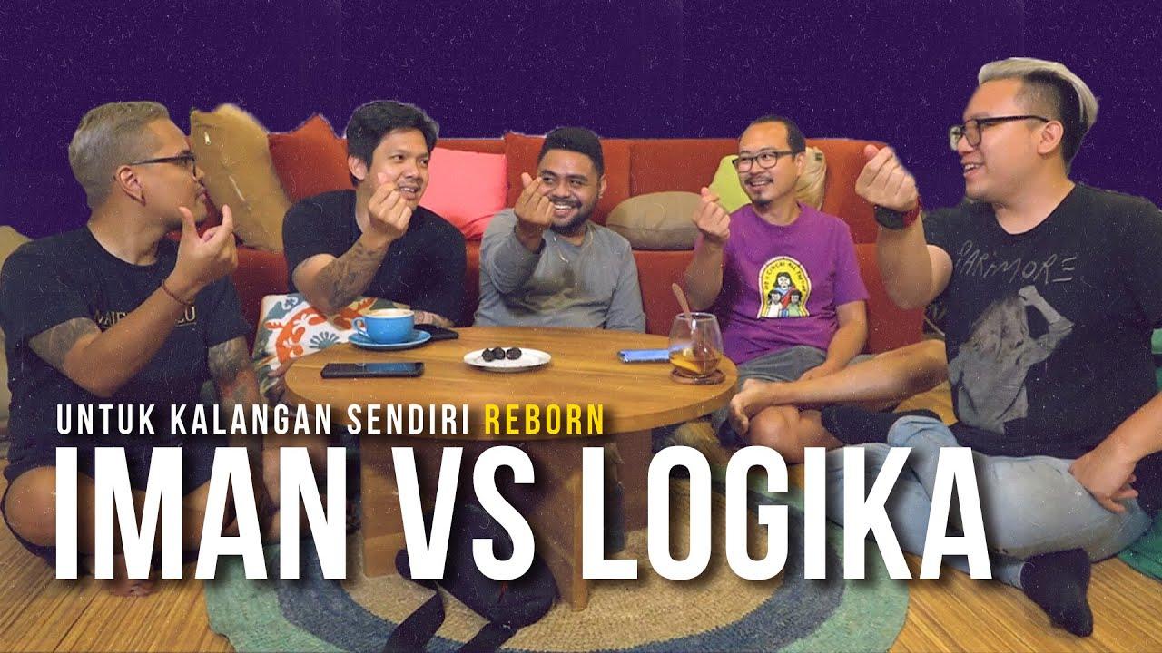 IMAN VS LOGIKA | UKS REBORN - EPS 2
