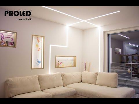 Dehalfv illuminazione con led lumitenso numeri e lamp doovi - Strisce led illuminazione casa ...