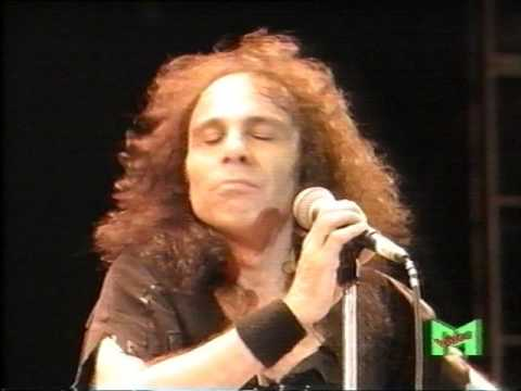 BLACK SABBATH With DIO- Master Of Insanity / After All (Live 1992)