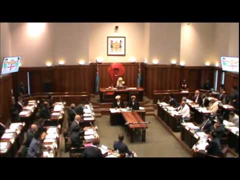 Fiji Gov Budget Debate (Questions&Answers) 021214 Part 2 - YouTube
