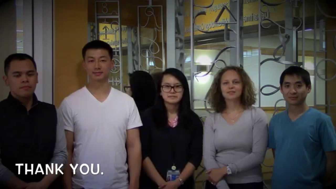 Gratitude: SUNY Downstate 2014 Anatomy Donor Memorial - YouTube