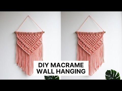 diy-macrame-wall-hanging-pattern-/-square-knots-and-small-diamonds