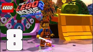 The LEGO Movie 2 Videogame - Gameplay Walkthrough Part 8 - Sorting Area(PC)