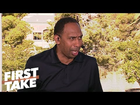 Stephen A. and Max get heated over Steelers need for Le'Veon Bell | First Take | ESPN