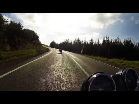 New Zealand weekend ride