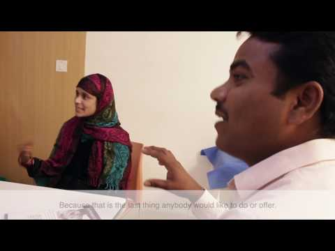 A Story of Faith and Courage: Shameena Begum's Experience at CARE Hospitals