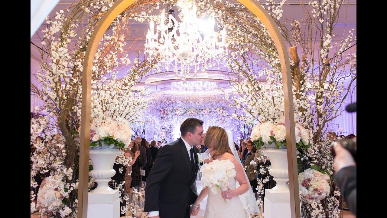 Sammy + Ian | Luxe High Style Wedding at The Mandarin Oriental Las ...