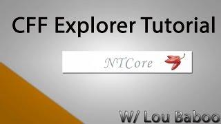 cff explorer tutorial hoi3 black ice mod