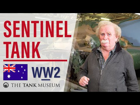 Tank Chats #73 Sentinel | The Tank Museum