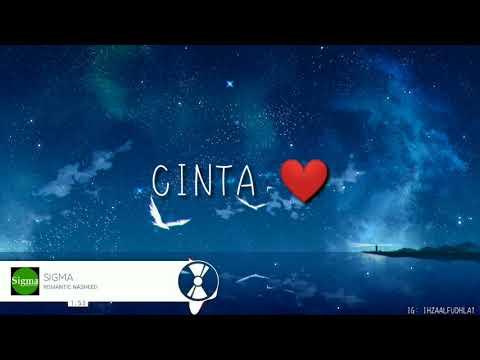 Sigma Romantic Nasheed Lirik Istikharah Cinta, Melukis Hati, Sejuta Doa Kupu-kupu Cinta, Nada Jiwa